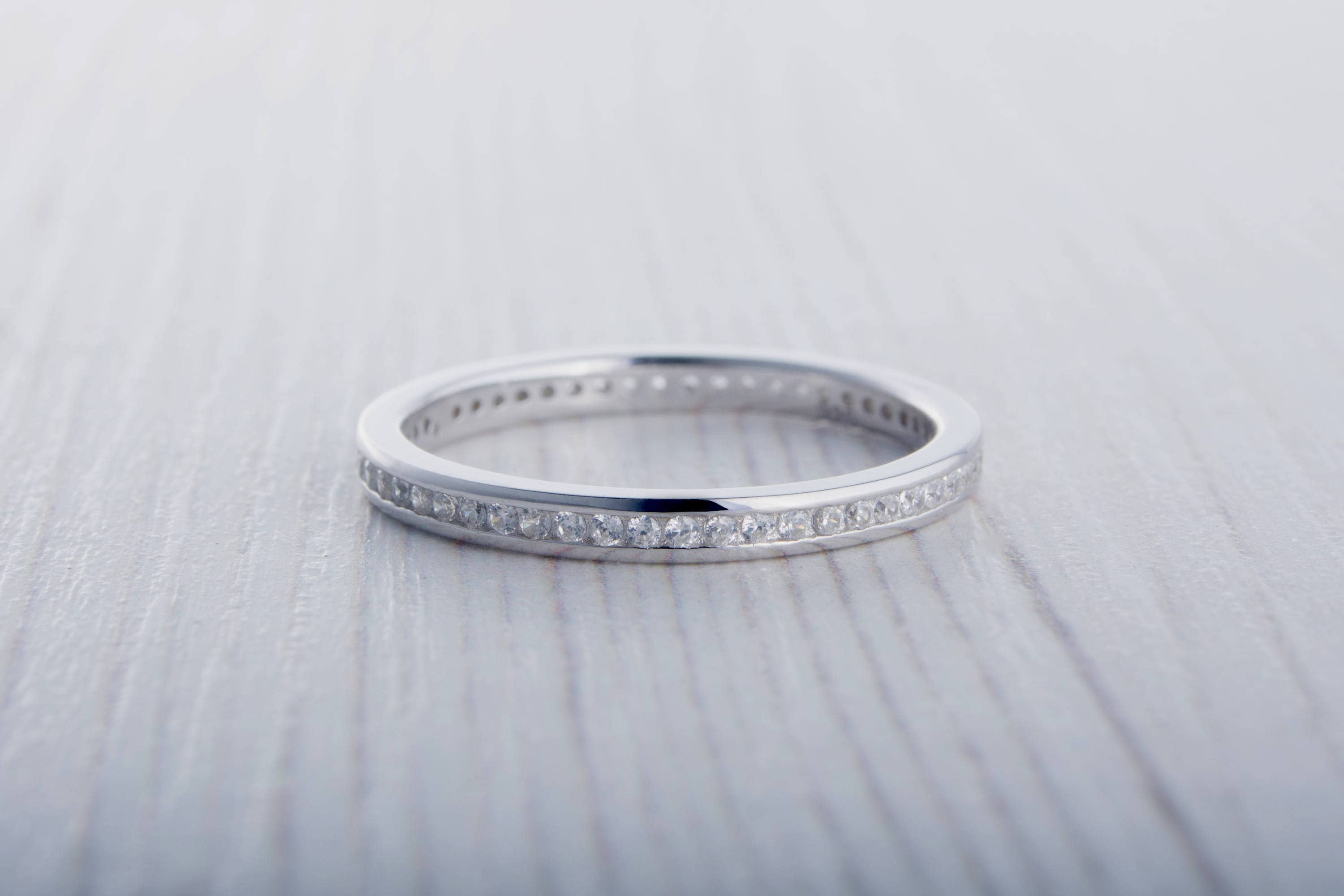 eternity band plain img topic solitaire bands rings wide and