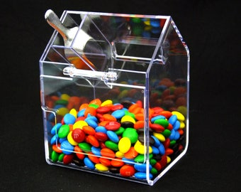 Large Candy Bin With Scoop SALE