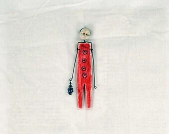 Homestead Series Art Doll