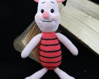 Cuddly Piglet Crochet