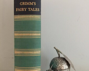 Grimm's Fairy Tales, Pantheon Books 1944, First Edition Thus.