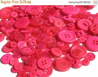 50% OFF - Raspberry Pink - Button Selection