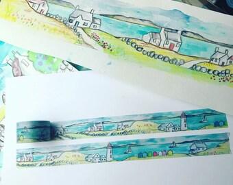 Sea view washi tape