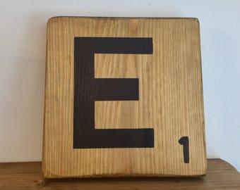 Large Scrabble Tiles Etsy Uk