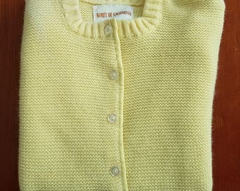 Vintage 1960s Knit Sweater by Koret of California