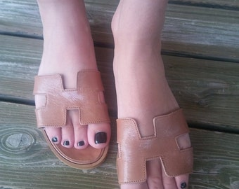 Sandals,leather Sandals, Shoes Sandals,Handmade Sandals,Summer Shoes,Mothers day Gifts,Brown Sandals,