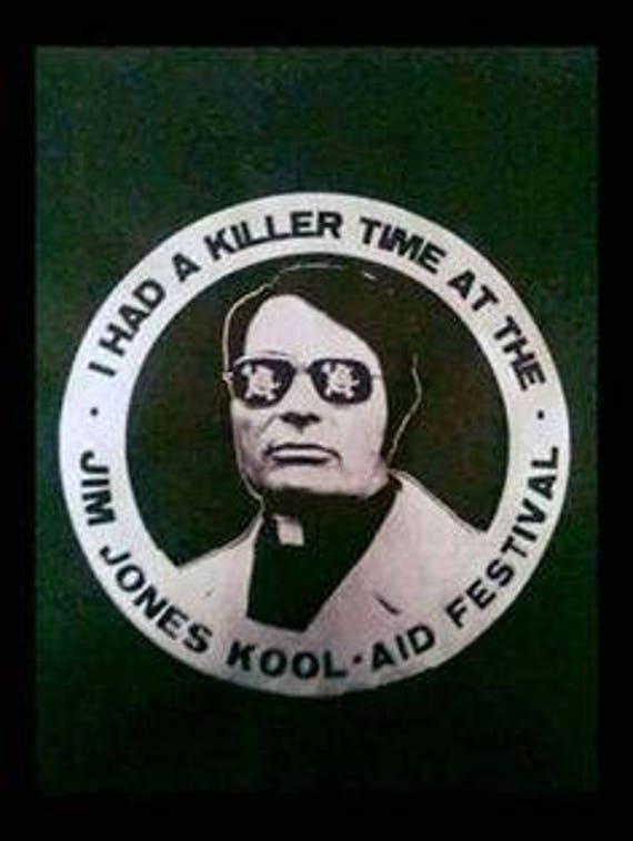 Overcomer Ministry Passover Kool-Aid, Jonestown