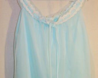 Vintage Babydoll in Pretty Pastel Blue