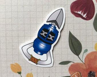Legend of Zelda Hookshot Sticker