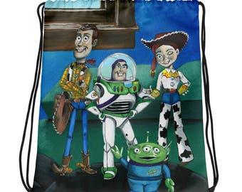 Toy Story Drawstring bag