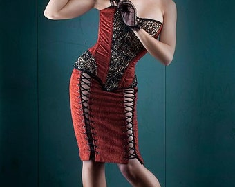 Corset Glamour SOPHIE