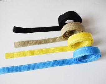 Woven Plastic Straps Rolls,Purse Straps, Tote Straps,Webbing, Basket Weaving