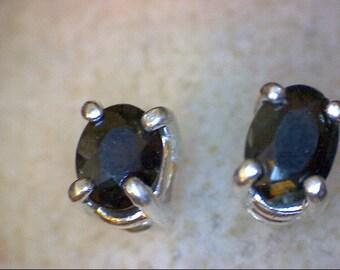 Stunning Color Change Alexandrite Earrings