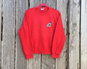 Rare quicksilver roxy sweatshirt
