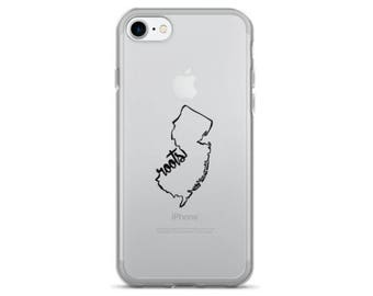 New Jersey Roots - iPhone Case (iPhone 7/7 Plus, iPhone 8/8 Plus, iPhone X)