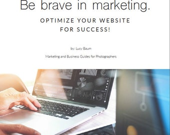 Marketing guide: Optimize your website to attract your ideal photography clients