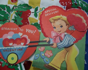 special delivery valentine with insert
