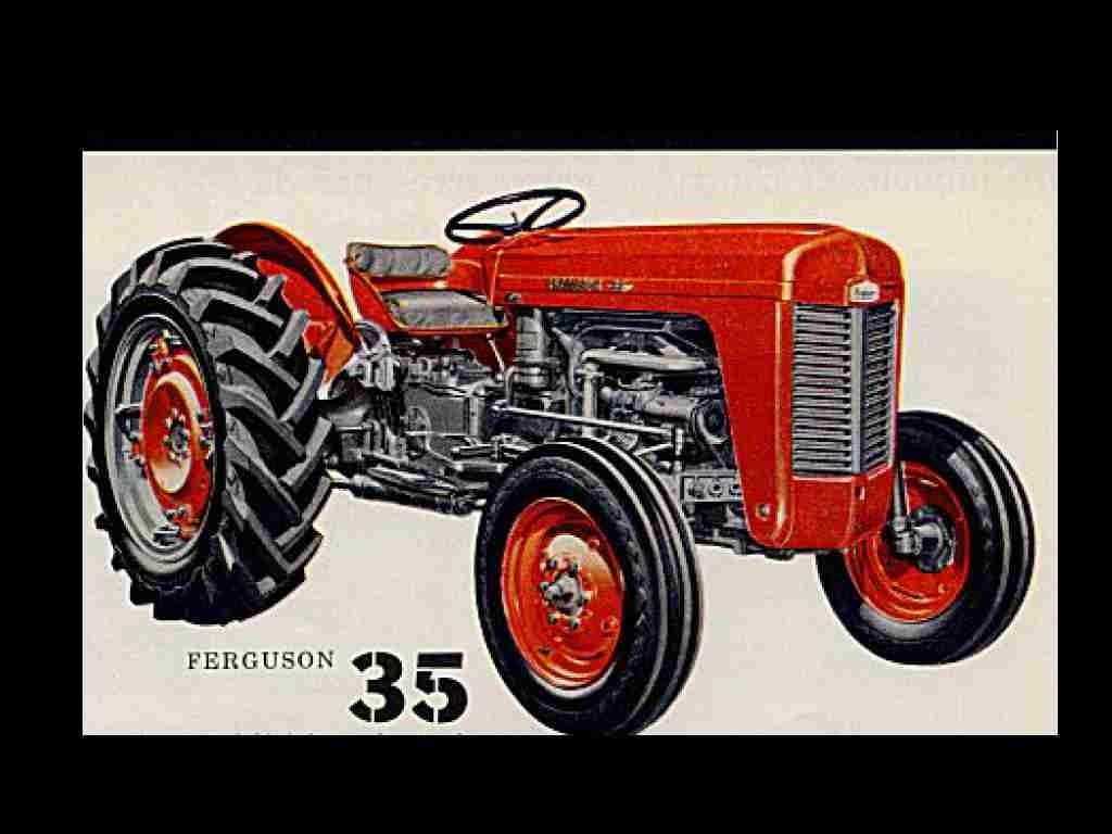 massey ferguson mf 35 tractor parts manual 340 pgs for mf35. Black Bedroom Furniture Sets. Home Design Ideas