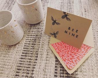Set of 6 Bee Mine Cards