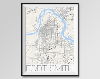 Fort smith Etsy