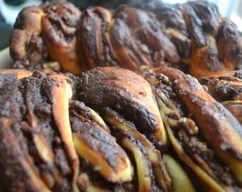 Gourmet Chocolate Babka