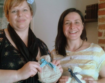 Learn to Knit Gift Certificate | Knitting Lessons Kent | Knitting Workshop South East, England | The Little Songbird
