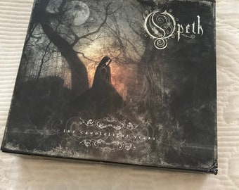 OPETH The Candlelight Years 3 CD Digipack NEW | Lp