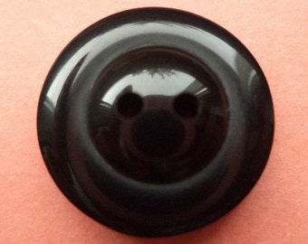 10 buttons black 18mm (3965) button