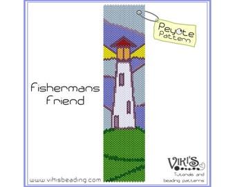 Peyote Bracelet Pattern: Fisherman's Friend - INSTANT DOWNLOAD pdf - Multibuy savings with coupon codes