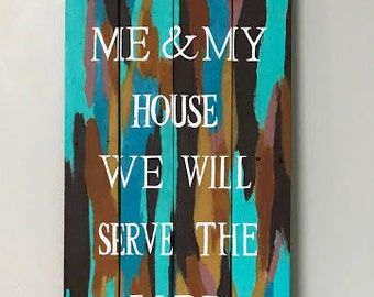 Pallet Wall Art Inspirational Saying