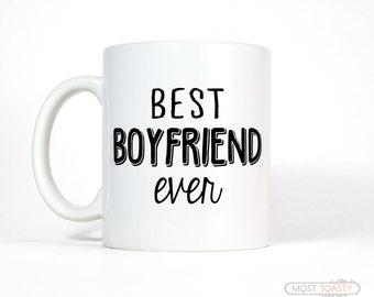 Best Boyfriend Mug | Anniversary Gift for Boyfriend | Long Distance Boyfriend Gift | Boyfriend Coffee Mug