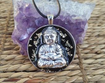 Saa Energy / Orgone with Buddha Symbol