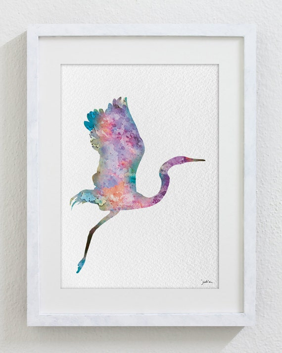 Ava bird wall decor