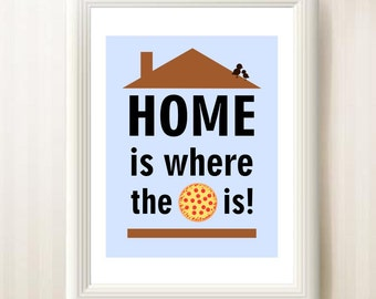 home is where Home is where home.