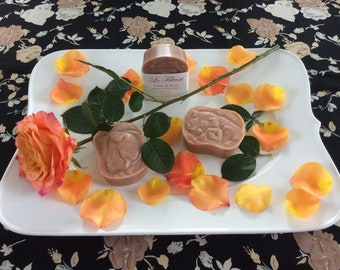 Rose Petal: Made with macerated wild roses