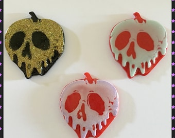Poisoned Apples Resin Pieces
