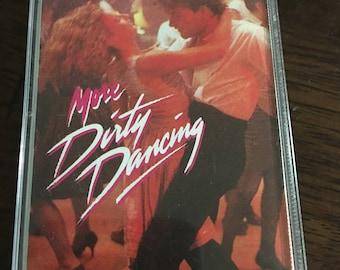 More Dirty Dancing Cassette Tape (Rare)