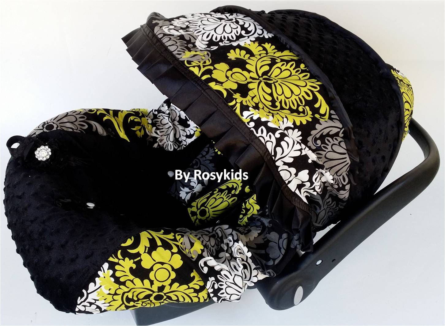 Baby Car Seat Cover Canopy Infant Car Seat Cover Canopy