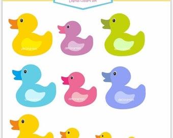on sale rubber duck clipart clip art duck bath cute duck rh etsy com rubber duck clipart free rubber duck clipart free