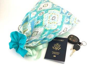 Drawstring Shoe Bag, Travel Shoe Bag, Shoe Bag, Drawstring Bag, Drawstring Dance Bag, Lingerie Bag, Travel Bag, Travel Accessories