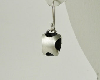 Sterling Silver Flying Squirrel Earrings - E2600