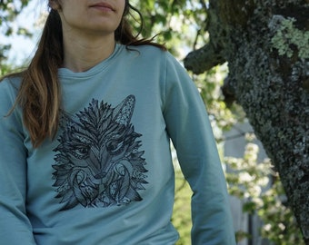 "Sweat Modal ""Blue Fox"""