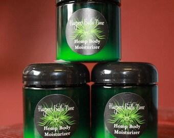 Hemp Lotion, Hemp Body Butter, Moisturizer Shave Butter, Cannabis Butter