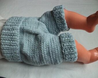 Baby shorts size. 62/68 merino wool pants baby