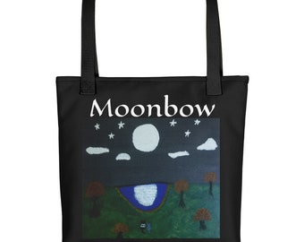 Oreo & Teufie Moonbow Tote bag