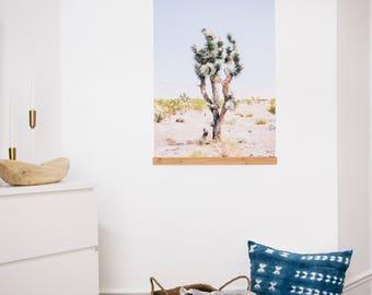 Joshua Tree. Joshua Tree Poster. Joshua Tree Print. Joshua Tree Picture.