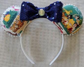 Disney Princess Art Ears
