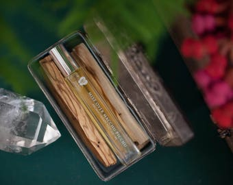 MIST Over MACCHU PICCHU - Aromatherapy Perfume Oil