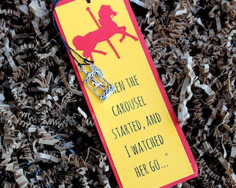 The Catcher in the Rye Bookmark