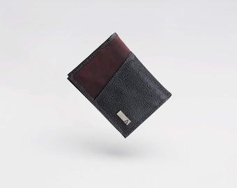 New York Black Tri-Fold